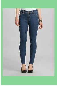 These jeans are Roz Ali, exclusive brand for Dress Barn $29.50