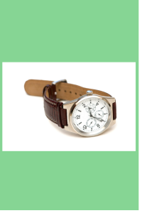 "Hot this spring is a ""Mens wear watch!"